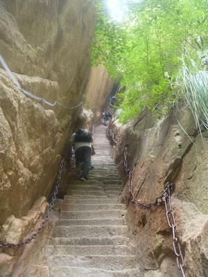 Die 1000 Treppen zum Himmel