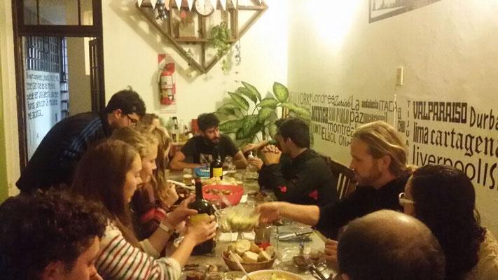 BBQ oder auf argentinisch Asado