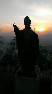 Nee, die  Südamerika sind nicht  christlich ;-)