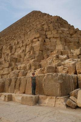 Unfassbar große Steine