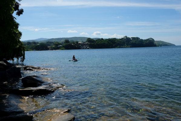 Nkhata Bay -Wassersportparadies