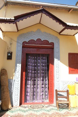 traditionelles Harar Haus