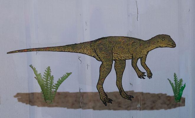 Der Leshotosaurus