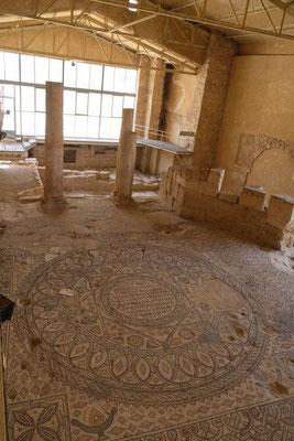 Madaba ist eine christlich geprägte Stadt - was man an den vielen byzantinischen Kirchen erkennen kann
