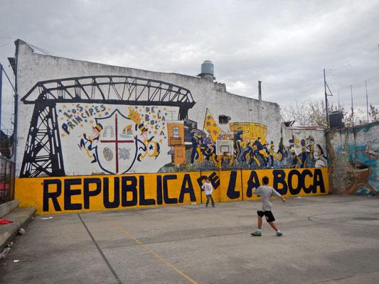 Nachwuchsabteilung der Boca Juniors