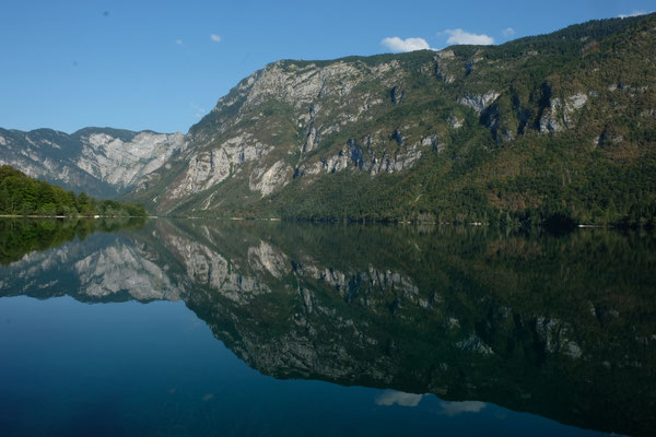 Mirror Lake Bohinj...