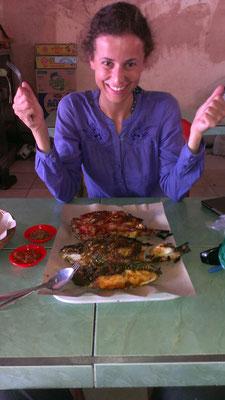 3. essen und geniessen :-)