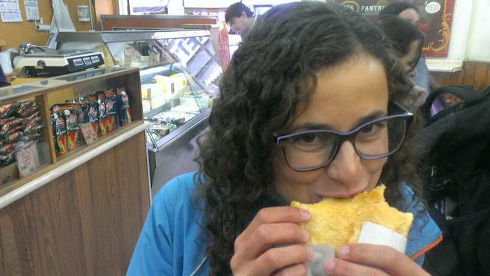 Mmmmm...erste Empanada