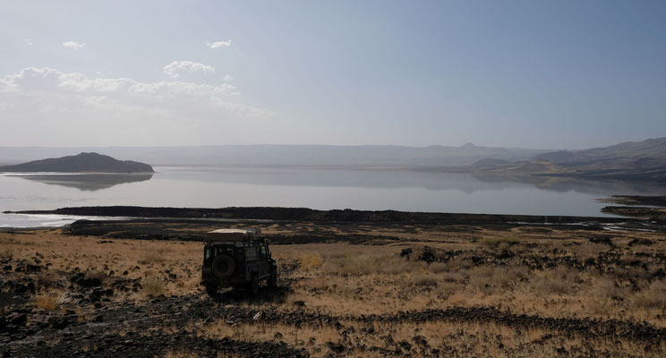 Offroadpiste zum Teleki Vulkan