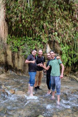 Fotoshooting ist tägliches Programm in Jordanien
