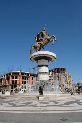 Alexander der Große - schlappe 10,5 Mio Euro