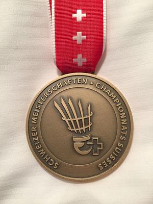 Bronze-Medaille