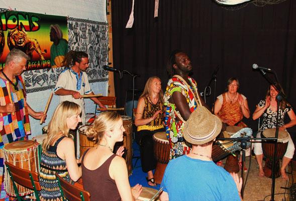 Afrikafestival Rammingen 2014