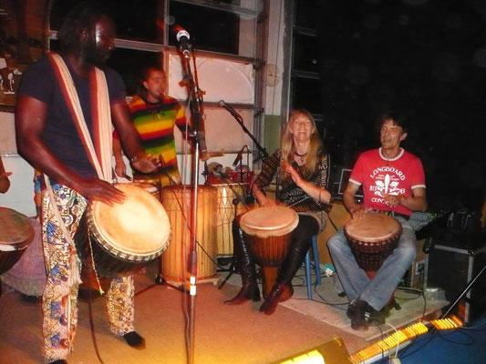 Afrika in Waal 2011