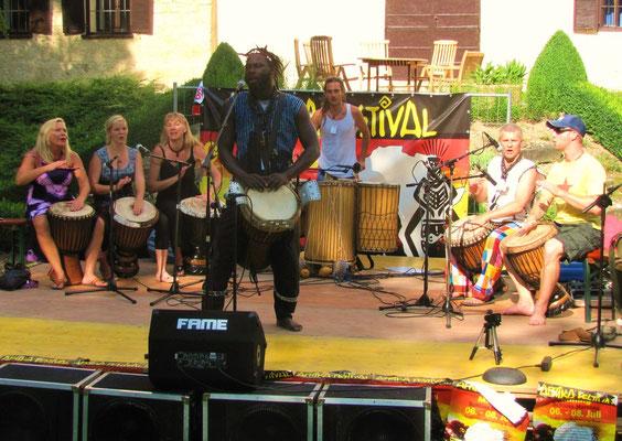 Afrikafestival Mamling 2012