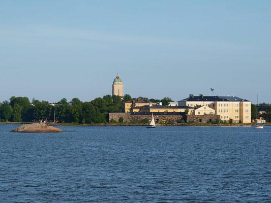 Suomenlinna, Festung und Kirche/Leuchtturm