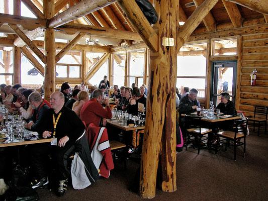 Lake Louise, Day Lodge