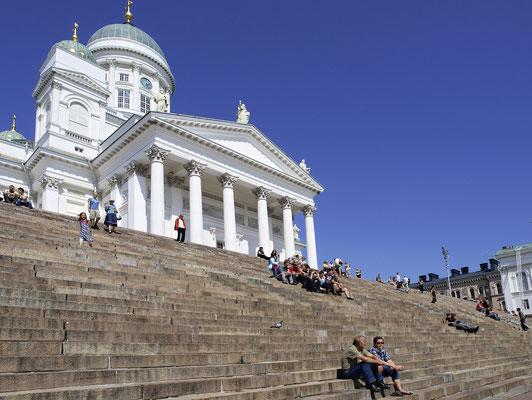 Helsinki, Senatsplatz, Dom