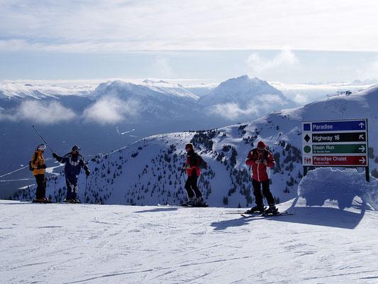Jasper, Skigebiet Marmor Basin