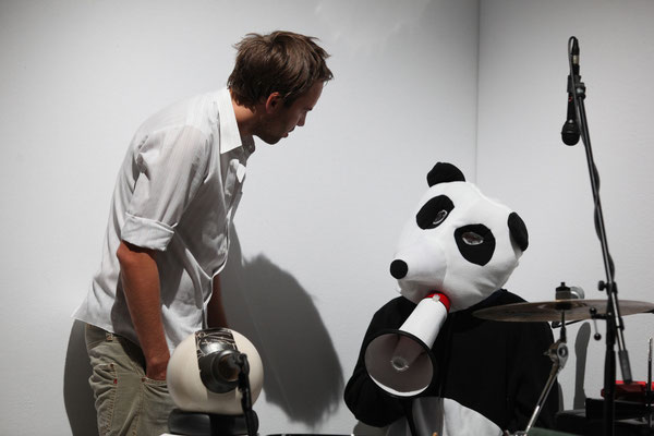 """""""Die Geschichte von den Pandabären"""" am Neuen Theater Halle"""