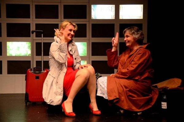 """""""Die Ausreißerinnen"""" am Volkstheater Rostock"""