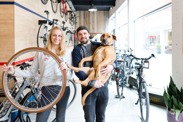 Granny Gears Bikestore, Lien & Matthias, Langestraat 20, tel: 050/66.08.66