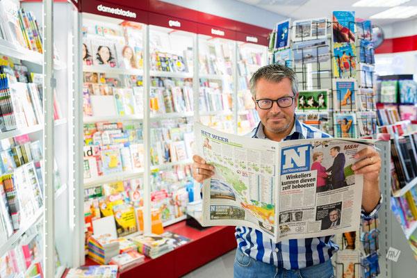 Press Shop, Tano, Grote Markt 28, tel: 050/41.48.29