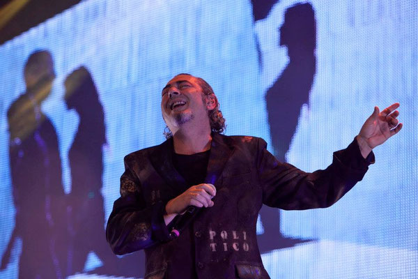 LUCA CARBONI - Teatro Augusteo (Napoli) - Febbraio 2014