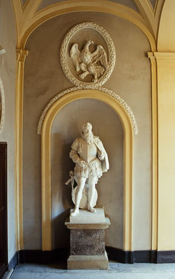 Palazzo Doria d'Angri (Arch. LuigiVanvitelli)