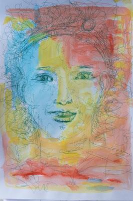 10 Faces DinA3