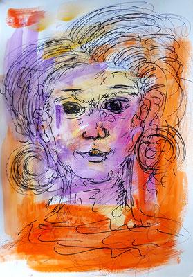 5 Faces DinA3