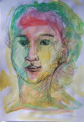 12 Faces DinA3