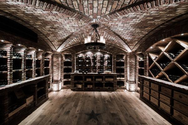 Weinkellerbau