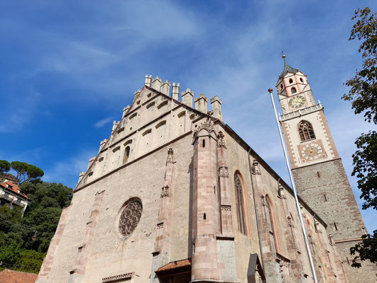 Stadtpfarrkirche St. Nikolaus Meran