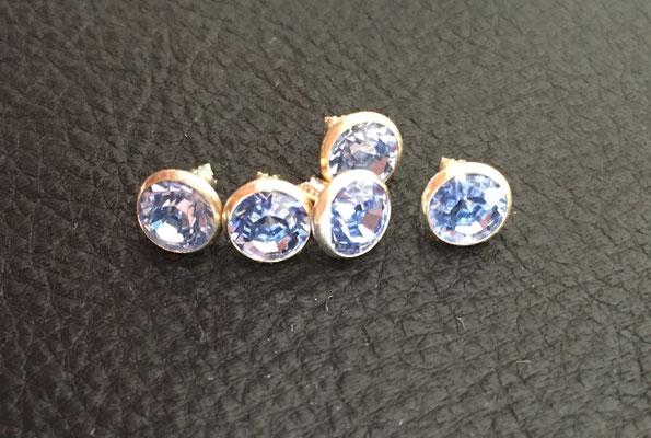 light sapphire gold