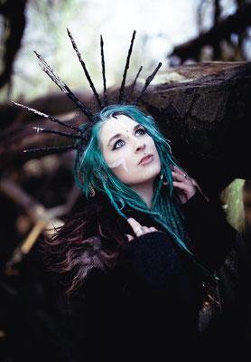 Sibyl | Model: Tina Holzer