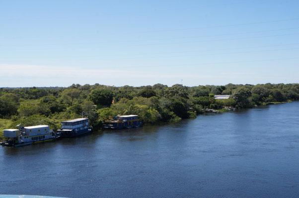 Le long du Pantanal
