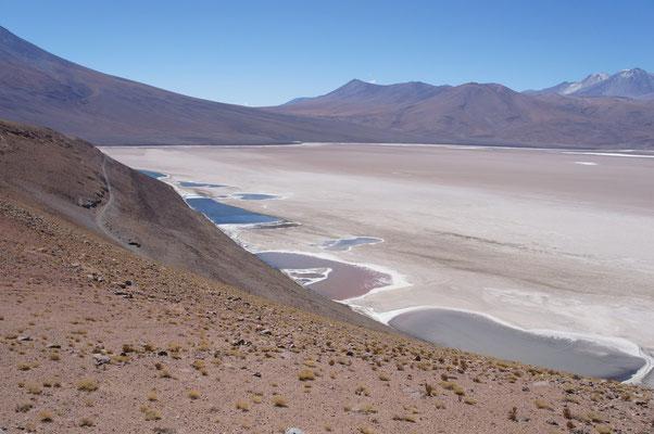 En arrivant en Bolivie, avant la frontière...