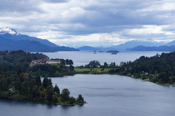 Baie de S C de Bariloche