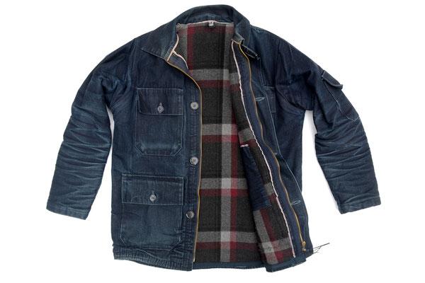 """Custom-made jacket"" 350 days of wear, 1 hand wash"