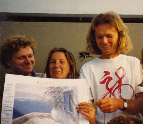 Klaus, Gerda und Jochen