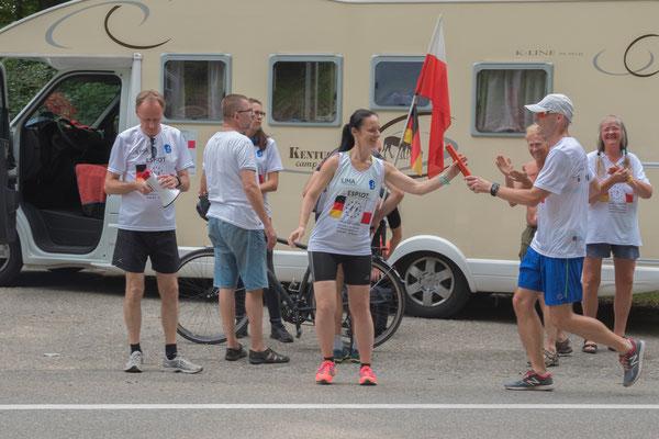Magda Reinhardt übernimmt den Stab von Marek Doniec
