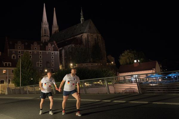 Altstadtbrücke Görlitz: Hier startet die erste Etappe auf polnischem Boden