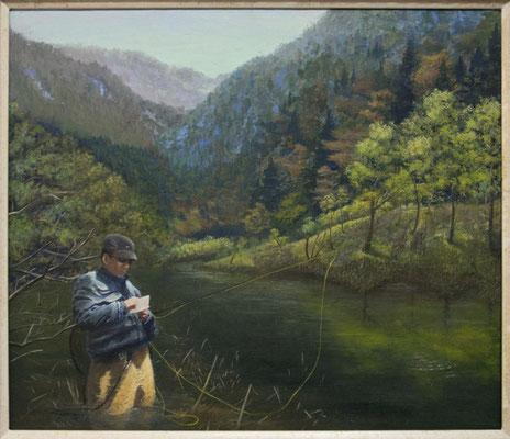 2011 山中湖にて