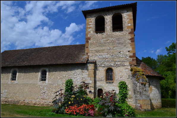 St Didier d'Aoste-Kirche