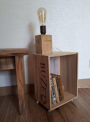 Caisse de vin revisitée