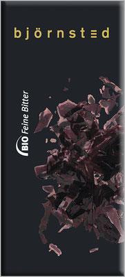 Verpackungsgestaltung Schokolade Björnsted - Feine Bitter