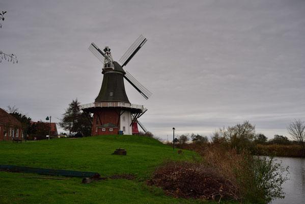 Windmühle Greetsiel