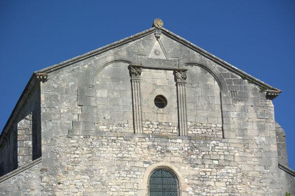 Westfassade der Kathedrale