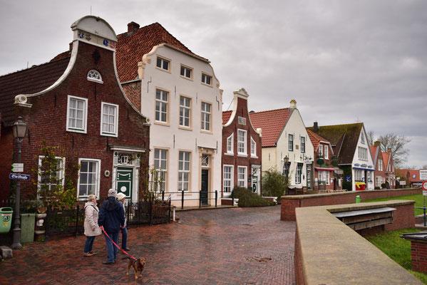 Holländerhäuser in Greetsiel